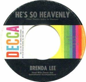 Lee, Brenda - Decca 31478 E