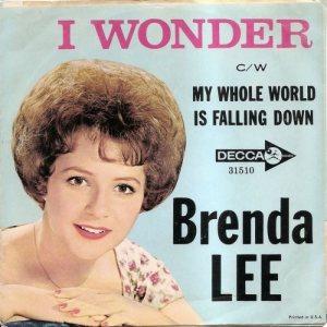 Lee, Brenda - Decca 31510 B
