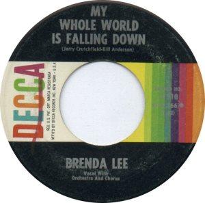 Lee, Brenda - Decca 31510 C