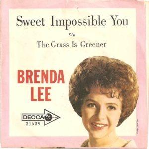 Lee, Brenda - Decca 31539 A