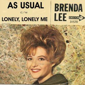 Lee, Brenda - Decca 31570 A