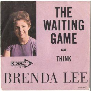 Lee, Brenda - Decca 31599 A