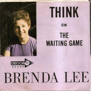 Lee, Brenda - Decca 31599 B