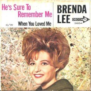 Lee, Brenda - Decca 31654 B