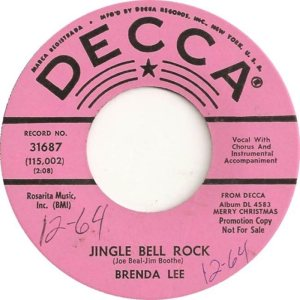 Lee, Brenda - Decca 31687 PS C