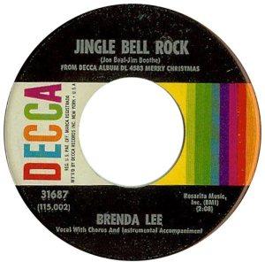 Lee, Brenda - Decca 31687 PS E