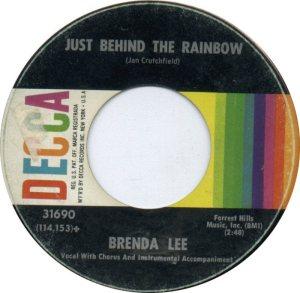 Lee, Brenda - Decca 31690 D