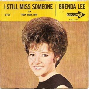 Lee, Brenda - Decca 31762 B