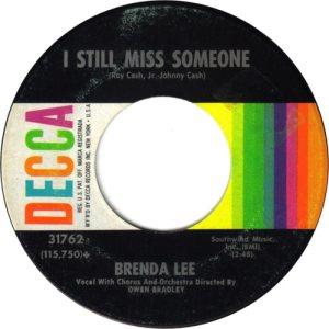 Lee, Brenda - Decca 31762 F