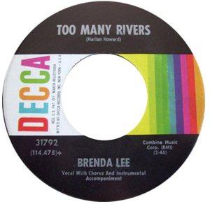 LEE, BRENDA DECCA 31792 a