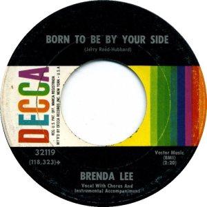 LEE, BRENDA DECCA 32119 B