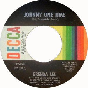 Lee, Brenda - Decca 32428 B