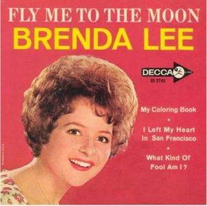 LEE, BRENDA - DECCA EP 1963 2745 A