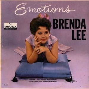 LEE, BRENDA DECCA LP 4104 a