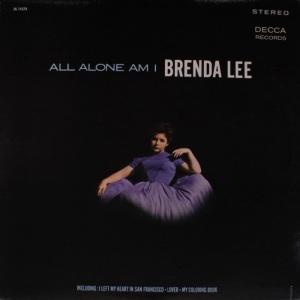 LEE, BRENDA DECCA LP 4370 A