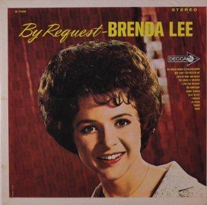 LEE, BRENDA DECCA LP 4509 A
