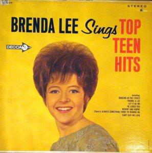 LEE, BRENDA DECCA LP 4626 A