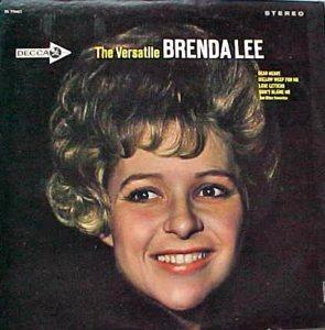 LEE, BRENDA DECCA LP 4661 A