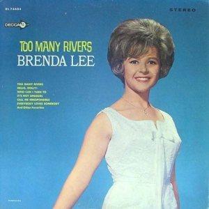 LEE, BRENDA DECCA LP 4684 A