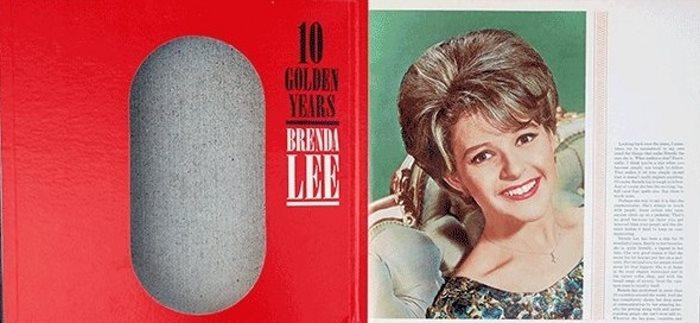 LEE, BRENDA DECCA LP 4757 C