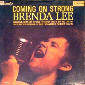 LEE, BRENDA DECCA LP 4825 A