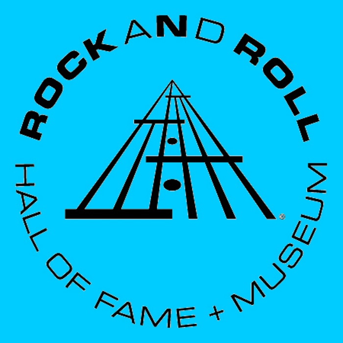 LOGO ROCK ROLL HALL OF FAME