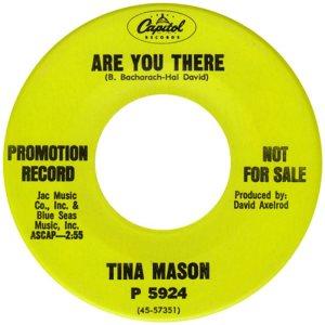 MASON TINA 67 B