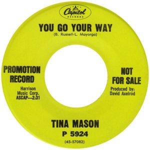 MASON TINA 67 C