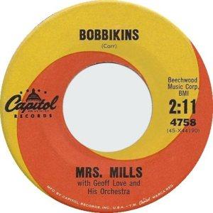 MILLS MRS 62 A