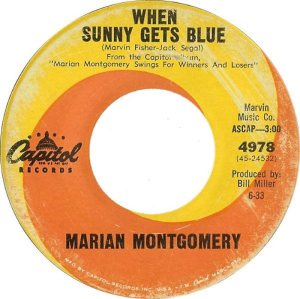 MONTGOMERY MARIAN 63 A