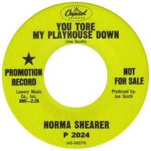 SHEARER NORMA 67 A