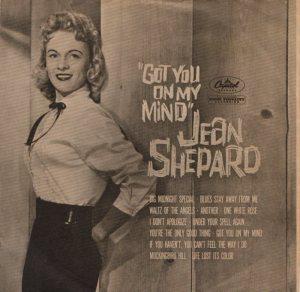 SHEPARD JEAN 61 A