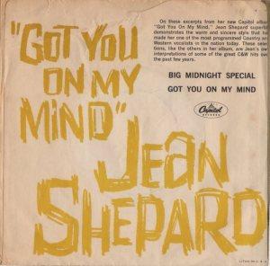 SHEPARD JEAN 61 B