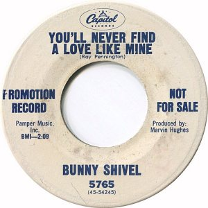 SHIVEL BUNNY 66 A