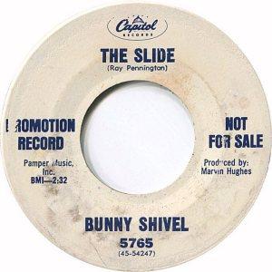 SHIVEL BUNNY 66 B