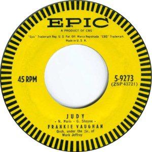 1958-03-11 FRANKIE VAUGHAN