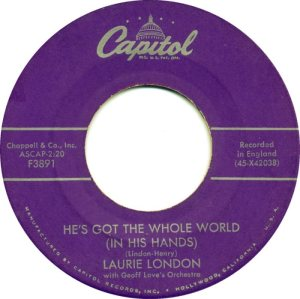 1958-04-03 LAURIE LONDON