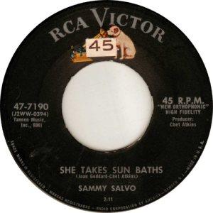1958-04-16 SAMMY SALVO