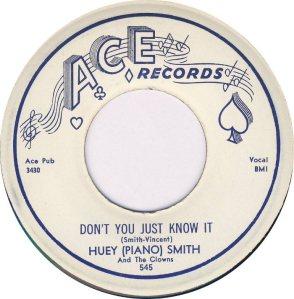 1958-04-18 HUEY SMITH CLOWNS