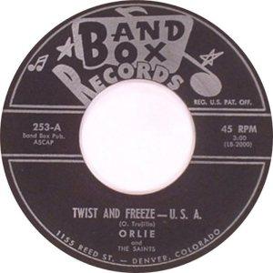 BAND BOX 253 - AA USA TWIST & FREEZE A
