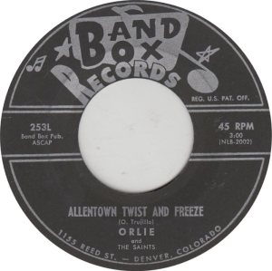 BAND BOX 253 - ALLENTOWN TWIST & FREEZE A