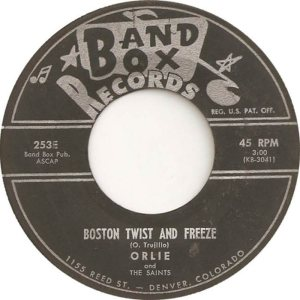 BAND BOX 253 - BOSTON TWIST & FREEZE A