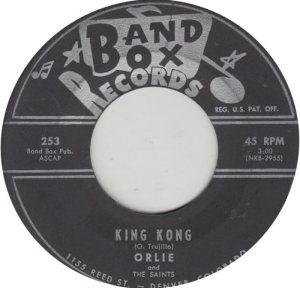 BAND BOX 253 - BOSTON TWIST & FREEZE B
