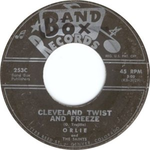 BAND BOX 253 - CLEVELAND TWIST & FREEZE A