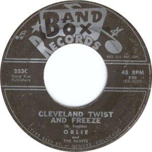 BAND BOX 253 - CLEVELAND TWIST & FREEZE A