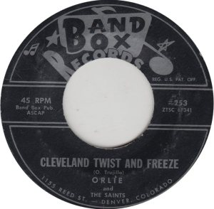 BAND BOX 253 - CLEVELAND TWIST & FREEZE VA