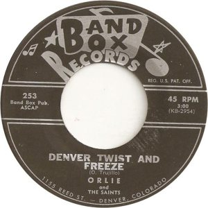 BAND BOX 253 - DENVER TWIST & FREEZE A