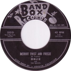 BAND BOX 253 - DETROIT TWIST & FREEZE A