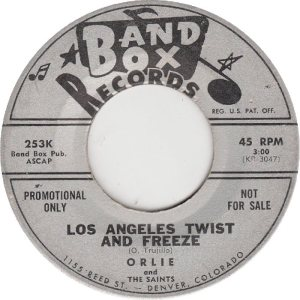 BAND BOX 253 - LOS ANGELES TWIST & FREEZE DJ (1)