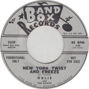 BAND BOX 253 - NEW YORK TWIST FREEZE DJ (1)
